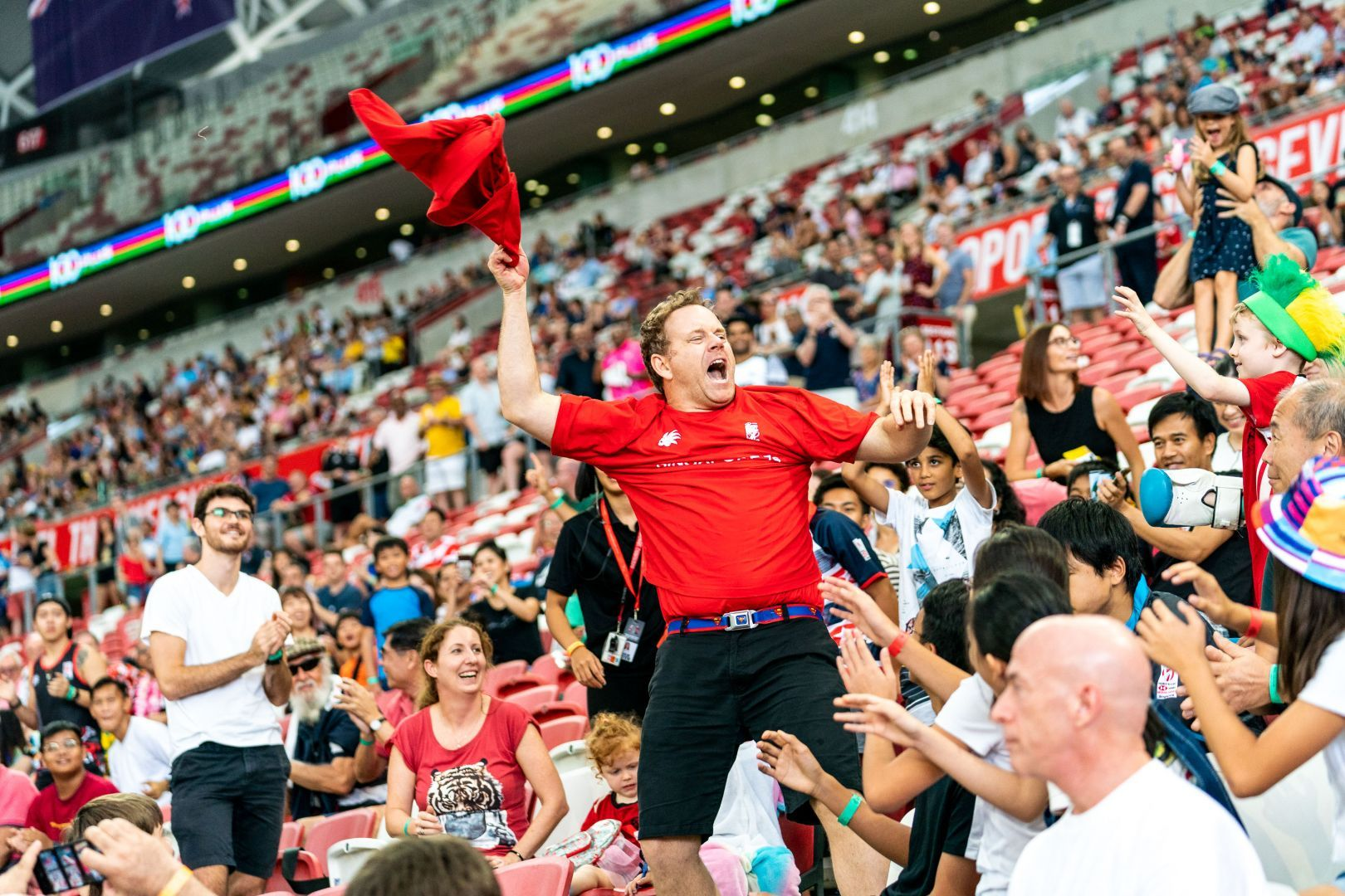 HSBC Singapore Rugby Sevens